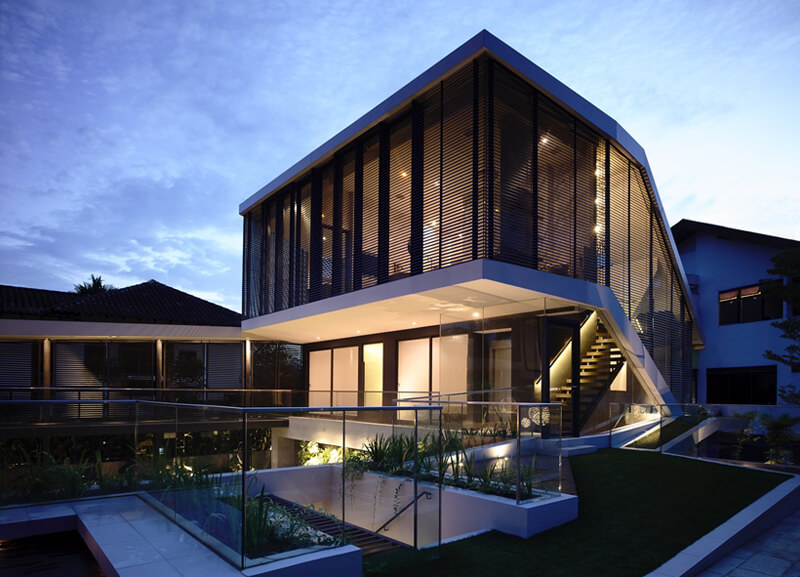 Andrew Road Residence Features A Luxurious Design 11