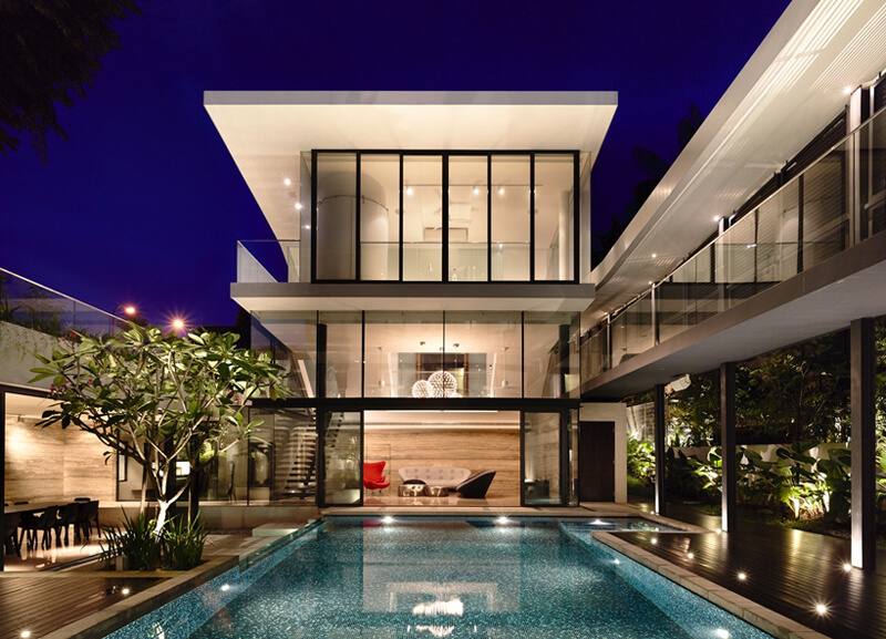 Andrew Road Residence Features A Luxurious Design 12