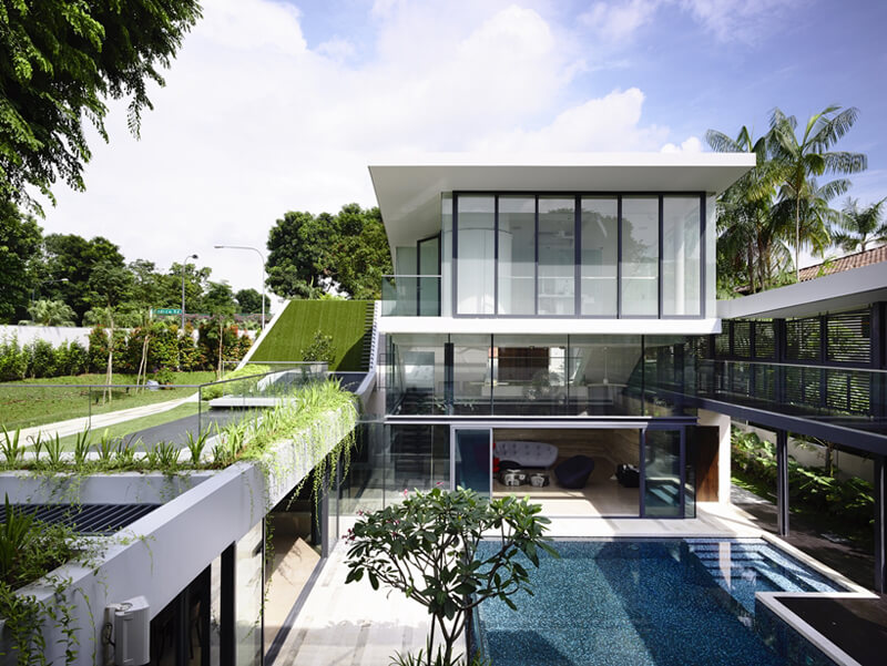 Andrew Road Residence Features A Luxurious Design 5