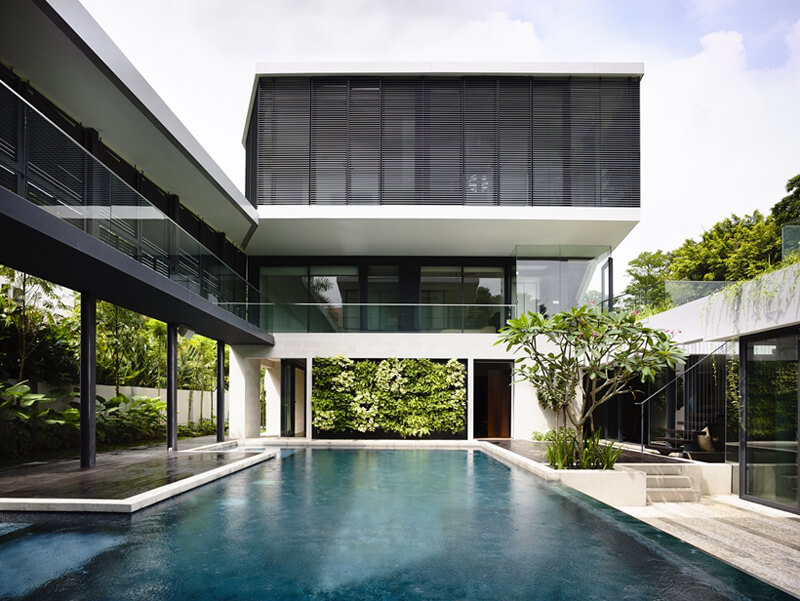 Andrew Road Residence Features A Luxurious Design 7