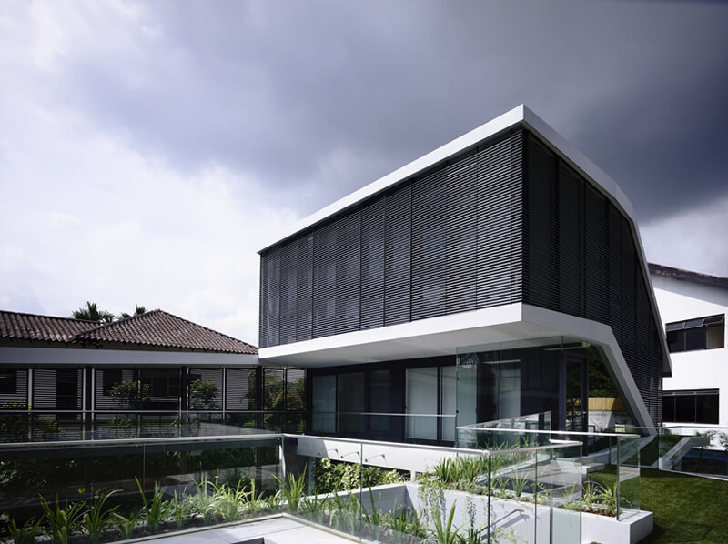 Andrew Road Residence Features A Luxurious Design 8