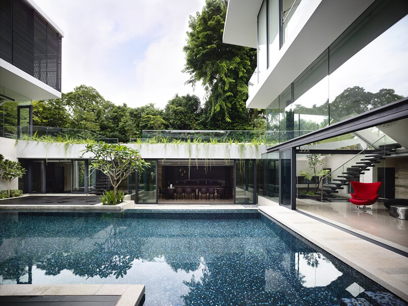 Andrew Road Residence Features A Luxurious Design 9