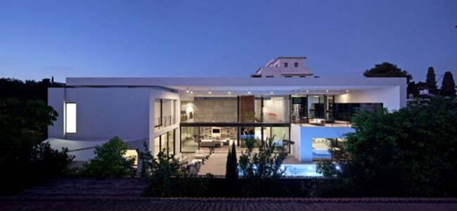 The Bauhaus Mansion Is One Of The Most Elegant And Exclusive Luxury Homes In Israel