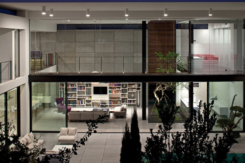 Bauhaus Mansion Features A Luxury Design - EALUXE 8