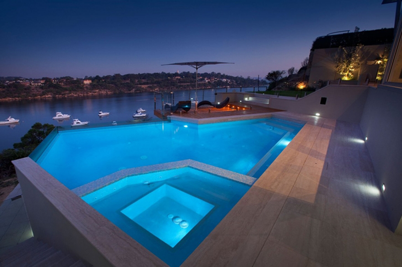 Bicton Residence Features A Luxury Backyard 8