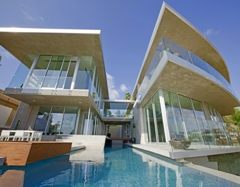 ... Blue Jay Way House Features A Luxury Design - EALUXE 11 ...