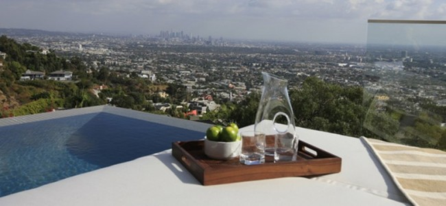 The Blue Jay Way House Is A Modern And Luxurious Residence From The Hollywood Hills