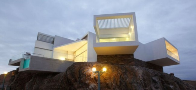 The Casa Playa Las Lomas I-05 From Peru Will Reshape Your Beliefs About Luxury Design