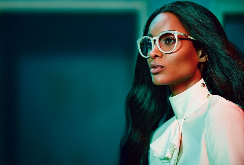 Ciara Is The New Face Of Roberto Cavalli