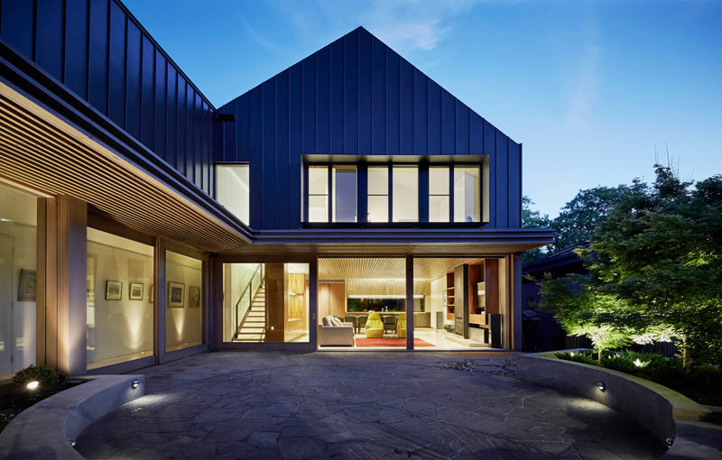 Clad Home From Australia Features A Luxurious Design 3