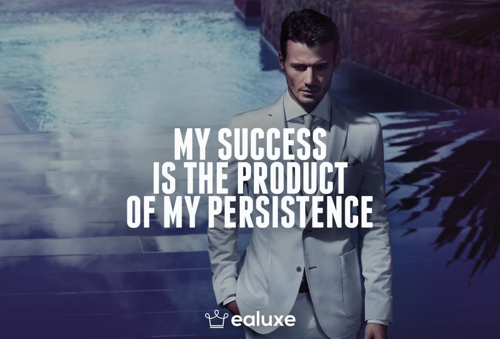 Ealuxe 100 quotes on motivation success overcoming obstacles and life get inspired (14) My success is the product of my persistence!