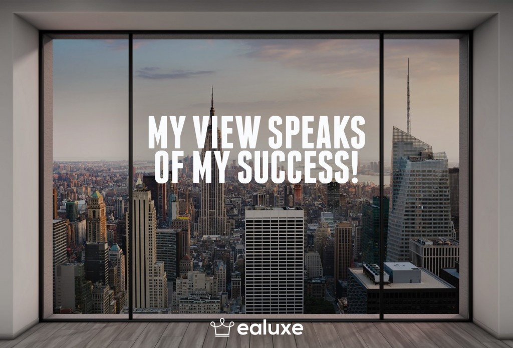 Ealuxe 100 quotes on motivation success overcoming obstacles and life get inspired (33) My view speaks of my success!