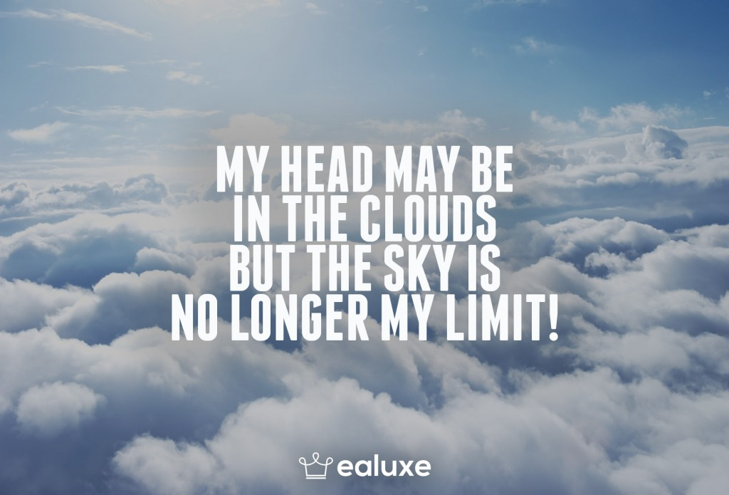Cloud Quotes Gorgeous 100 Ealuxe Quotes Will Motivate You To Achieve Success