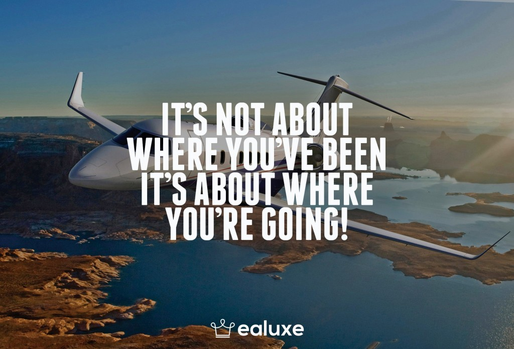 Ealuxe 100 quotes on motivation success overcoming obstacles and life get inspired (45) It's not about where you've been it's about where you're going!