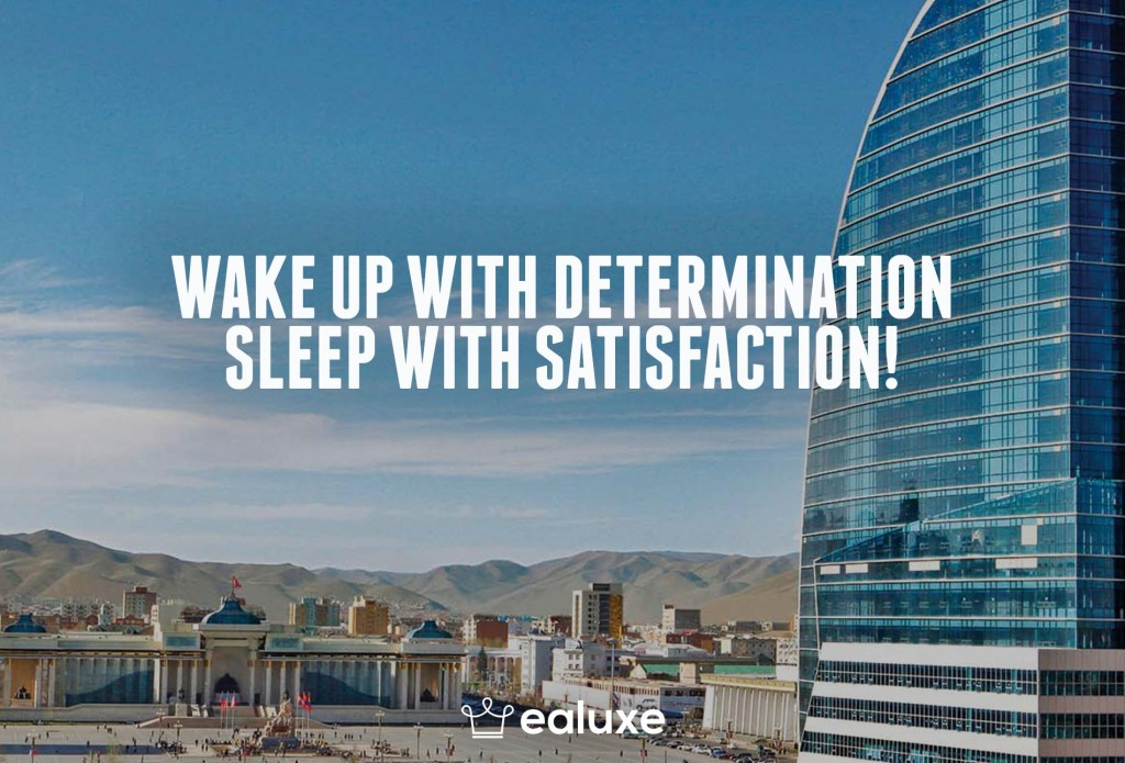 Ealuxe 100 quotes on motivation success overcoming obstacles and life get inspired (51) Wake up with determination, sleep with satisfaction!