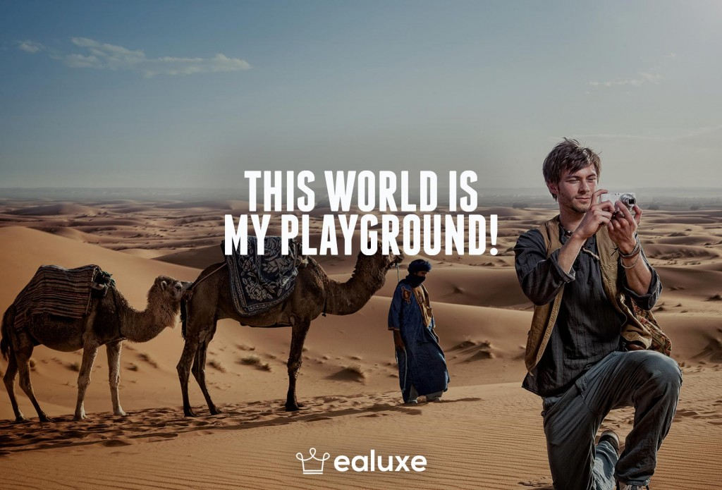 Ealuxe 100 quotes on motivation success overcoming obstacles and life get inspired (59) The world is my playground!