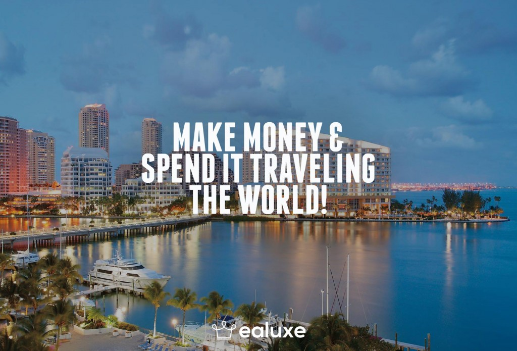 Ealuxe 100 quotes on motivation success overcoming obstacles and life get inspired (60) Make money and spend it traveling the world!