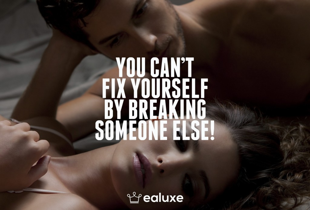 Ealuxe 100 quotes on motivation success overcoming obstacles and life get inspired (95) You can't fix yourself by breaking someone else