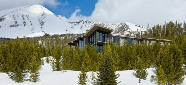 Foxtail Residence – This Mountain Home Designed By Reid Smith Architects Is Your Perfect Retreat