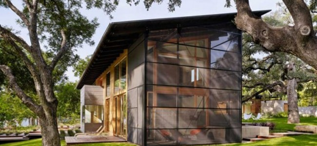 The Hog Pen Creek Residence Is A Modern An Exquisite Luxurious Home From Texas