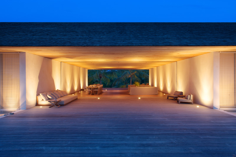 House On A Dune Is A Luxurious Home In Bahamas 5