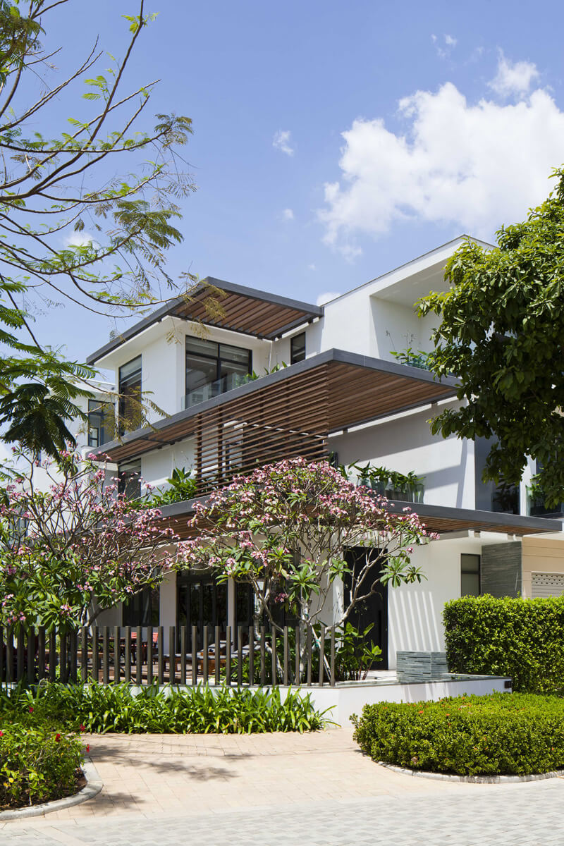 Indochina Villa Saigon A Luxury Lifestyle Community