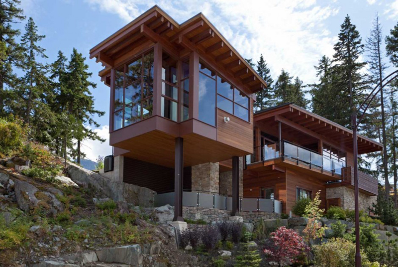Lakecrest Residence - A Luxury Getaway From Canada 1