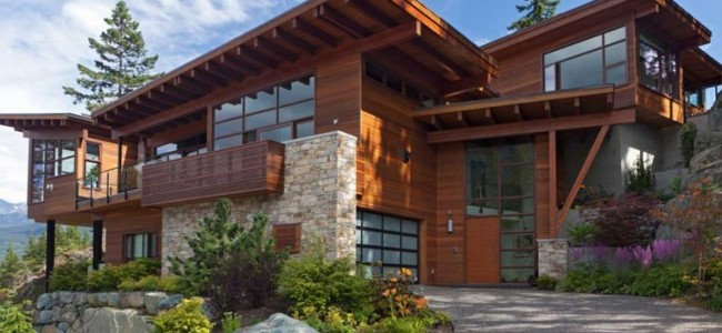 Lakecrest Residence – A Luxurious Getaway From Canada Designed By a|k|a Architecture + Design