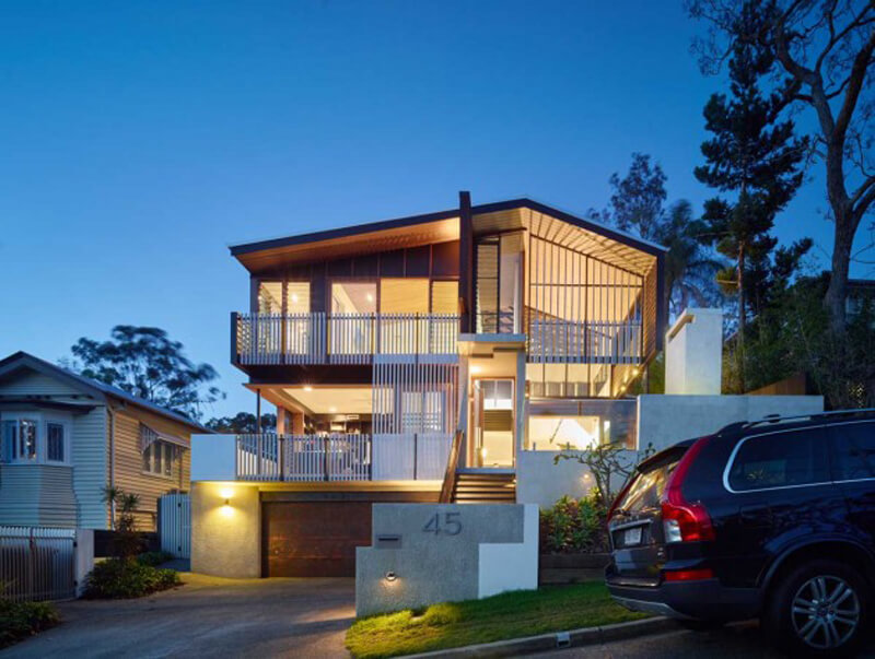 Mackay Terrace Is A Luxurious Contemporary Home 1