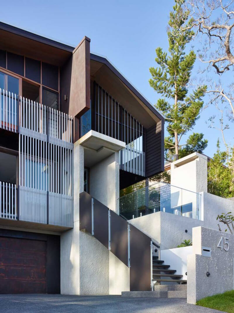 Mackay Terrace Is A Luxurious Contemporary Home 3