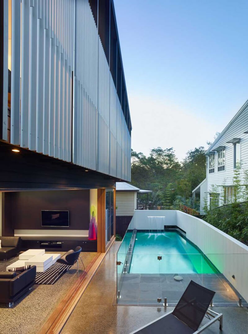 Mackay Terrace Is A Luxurious Contemporary Home 4
