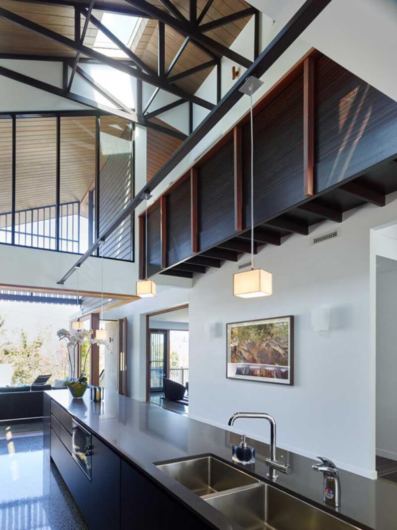 Mackay Terrace Is A Luxurious Contemporary Home 8