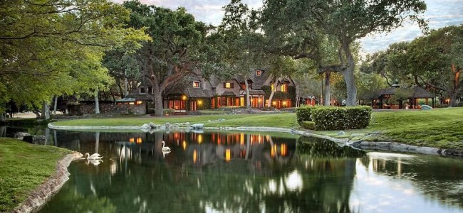 Michael Jackson's Neverland Ranch is Up for Sale
