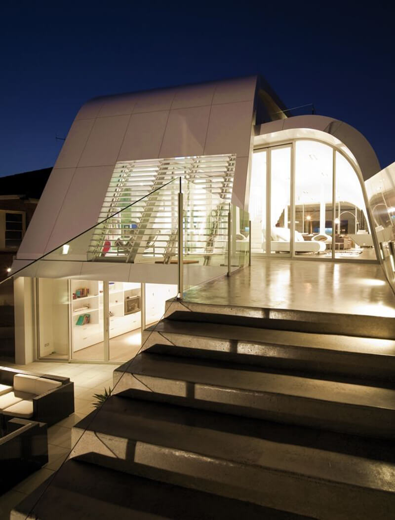 Moebius House - A Luxury And Modern Residence - EALUXE 10