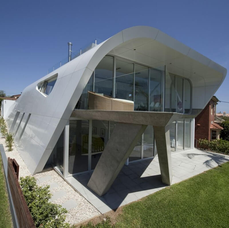 Moebius House - A Luxury And Modern Residence - EALUXE 2