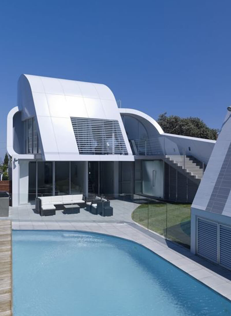 Moebius House - A Luxury And Modern Residence - EALUXE 9