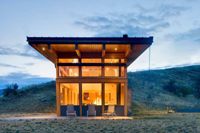 Nahahum Canyon House Is A Luxury Getaway - EALUXE 2
