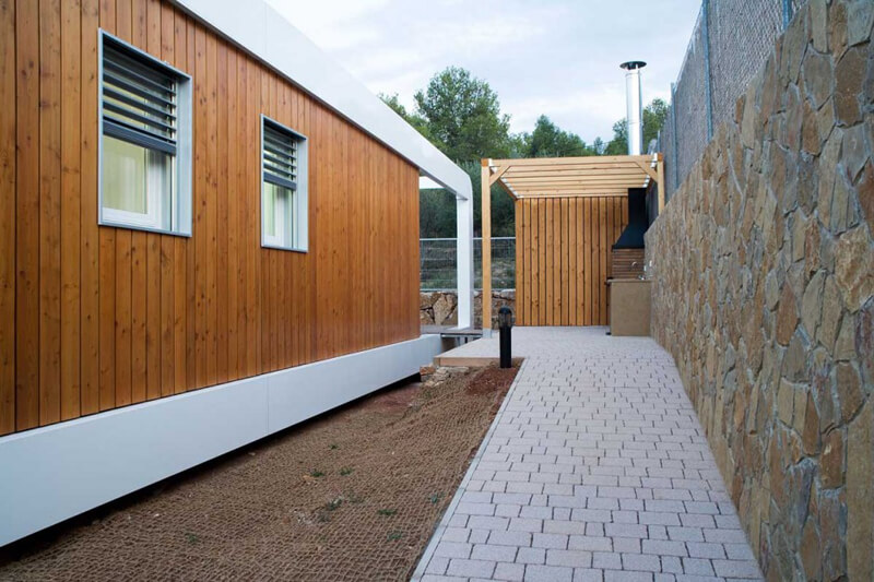 Prefabricated Home Features A Luxury Design - EALUXE 4