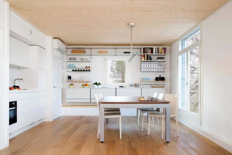 Prefabricated Home Features A Luxury Design - EALUXE 6