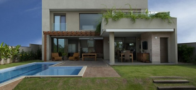 Residentia DF – An Impressive And Elegant Dream Home From Sao Paulo Design By Pupo Gaspar Arquitetura