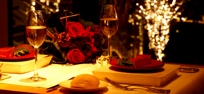 THREE MOST ROMANTIC RESTAURANTS IN LONDON