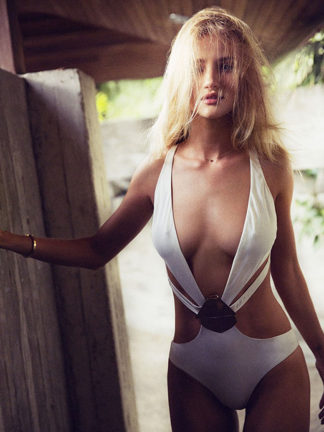 Rosie Huntington Whiteley's HOT Photo Shoot for Esquire UK ealuxe (8)