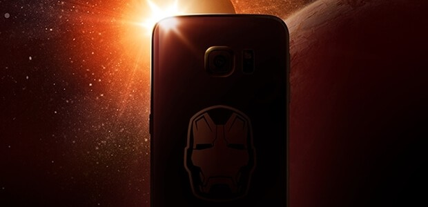 Samsung Teases an Iron Man Edition of Galaxy S6 Edge