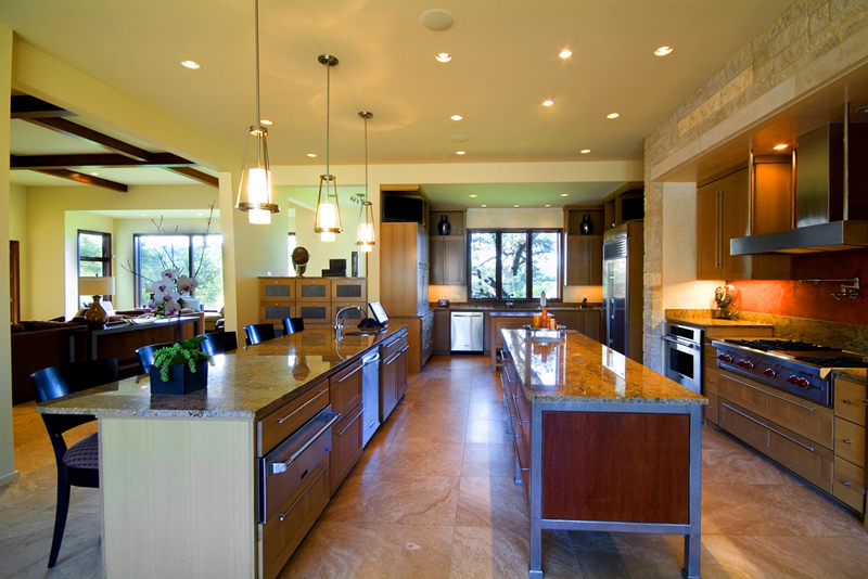 Spirit Lake House Features A Luxury Concept - EALUXE 10