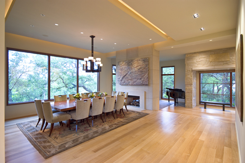 Spirit Lake House Features A Luxury Concept - EALUXE 6