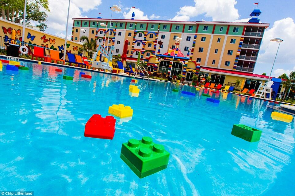 The LEGOLAND Florida Hotel Officially Opens Its Doors To Guests