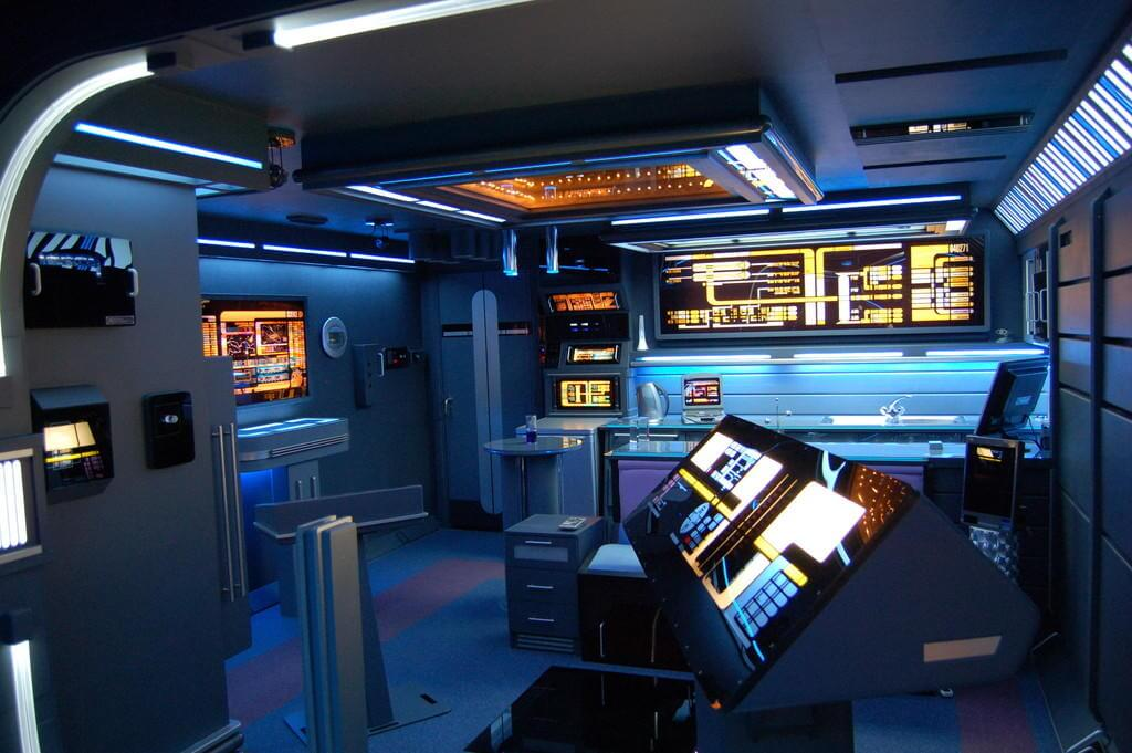 The Star Trek-Themed Apartment Every Fan Would Want is For Sale!