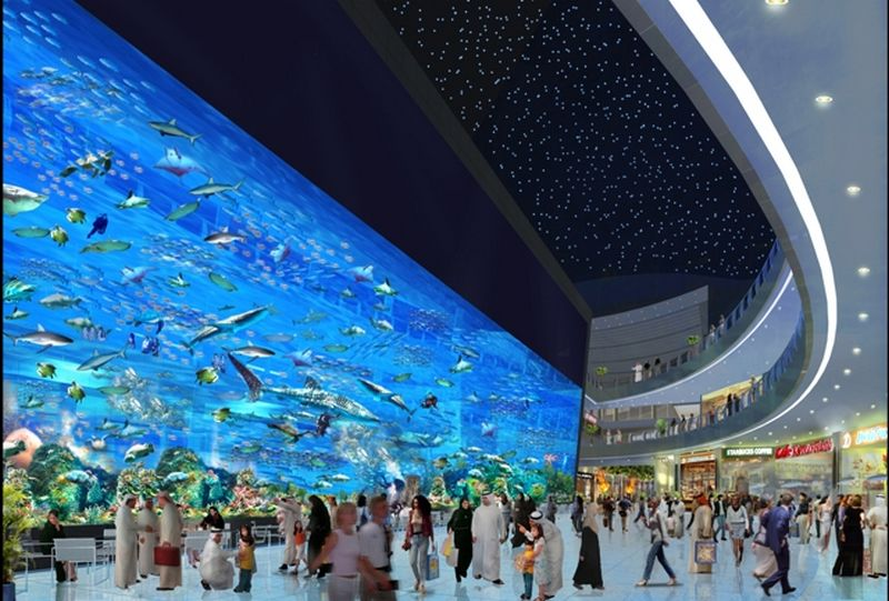 The Most Luxurious Mall In The World – The Dubai Mall