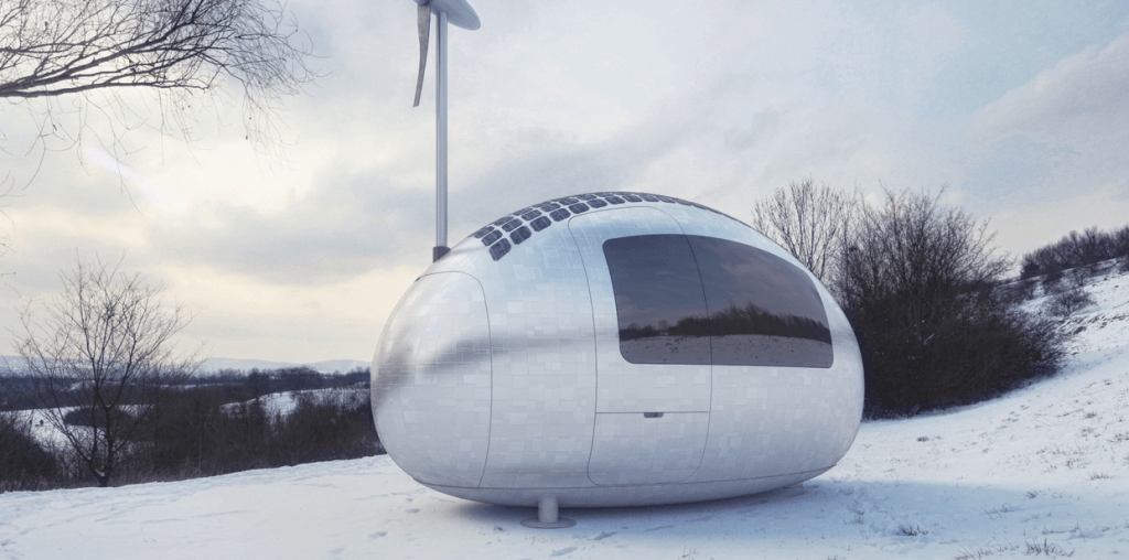 This Eco-Capsule by Nice Architects Will Change Your Future
