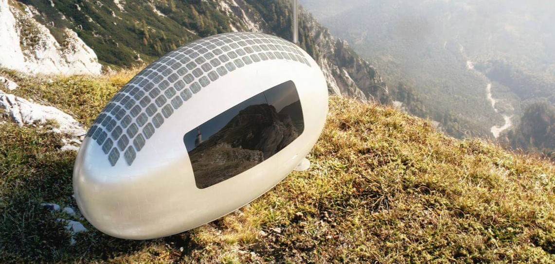 Eco Capsule By Nice Architects Will Change Your Future